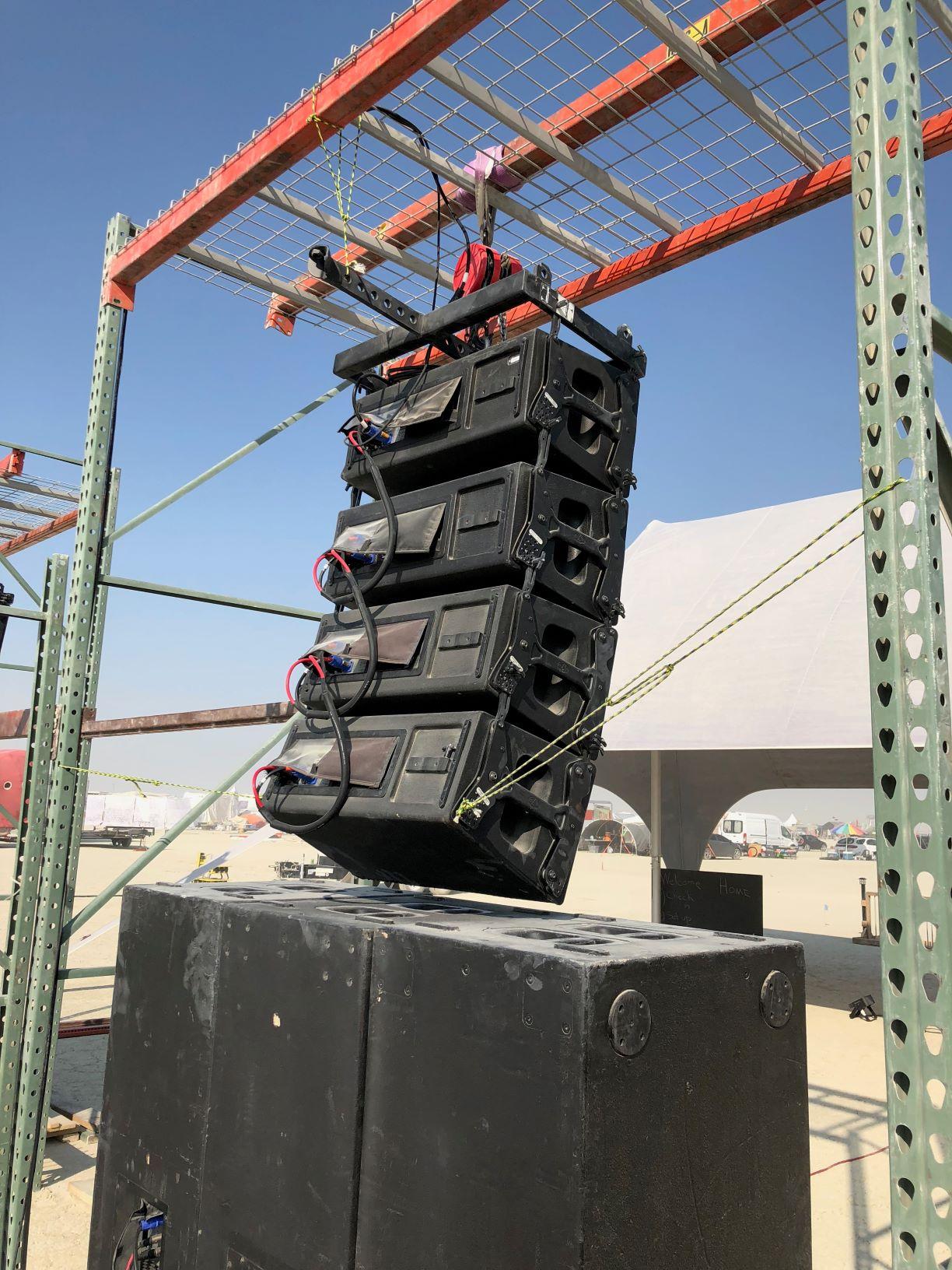 Lotus Ranch Sound System