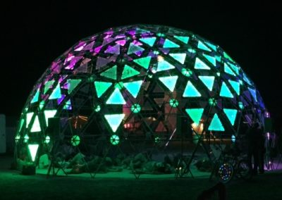 Radiance Dome at Reverbia