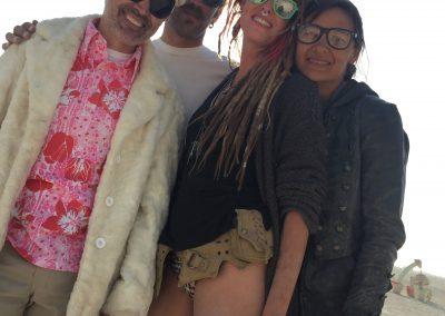 Albert Martinez and friends